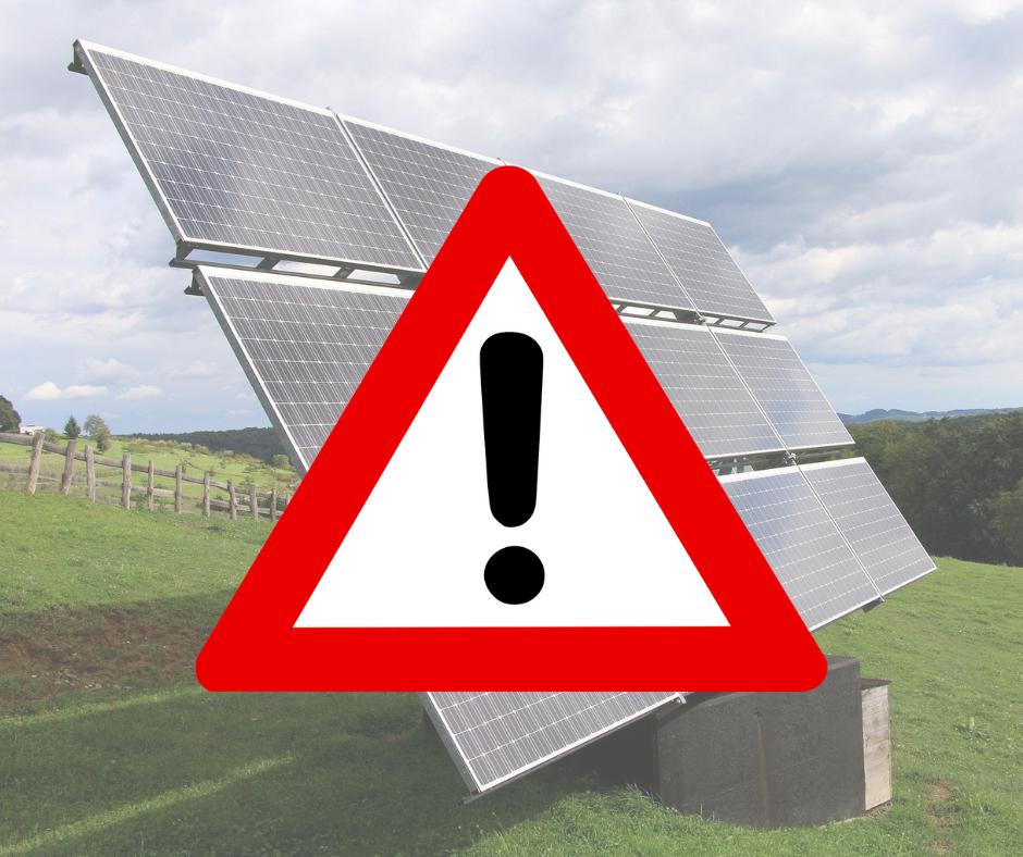 a1 solar-A napenergiaipar éber kell, hogy maradjon!